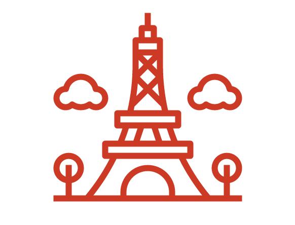 Coursier Paris province